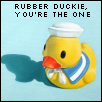 Rubber Duckie