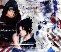 itachi and sasuske